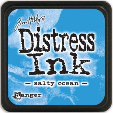 Distress Ink Mini - Salty Ocean