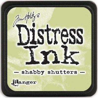 Distress Ink Mini - Shabby Shutters