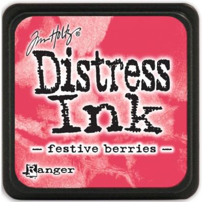 Distress Ink Mini - Festive Berries