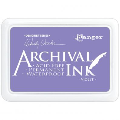 Archival Ink Pads Wendy Vecchi- Violet