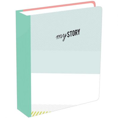"""Project Life 6x8"""" Album - My Story"""
