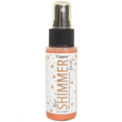 Shimmer Spritz Copper