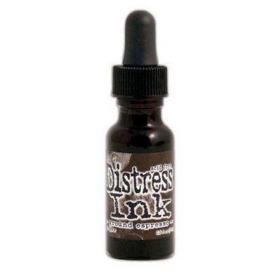 Distress Ink Refill - Ground Espresso