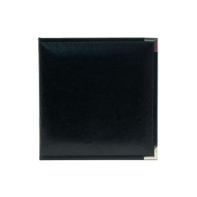 We R Memorykeepers Classic Leather Album 5 1/2x8 1/2 - Black
