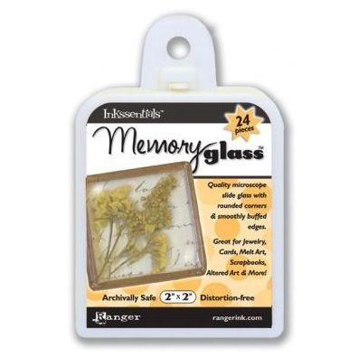 Ranger Inkssentials memory glass 2x2