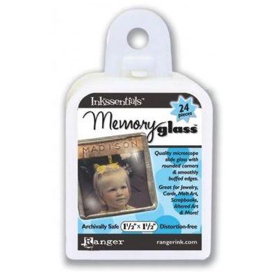 Ranger Inkssentials memory glass 1½x1½