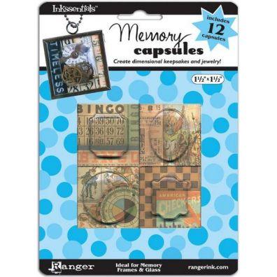 Ranger Inkssentials Memory Capsules 1½x1½