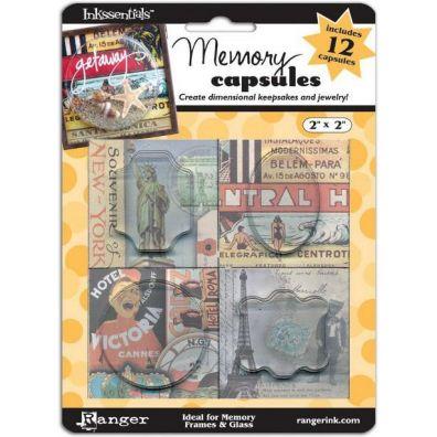 Ranger Inkssentials Memory Capsules 2x2