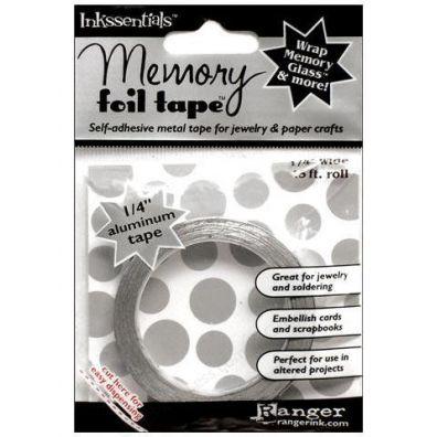 "Ranger Inkssentials Memory foil tape1/4"" aluminum"