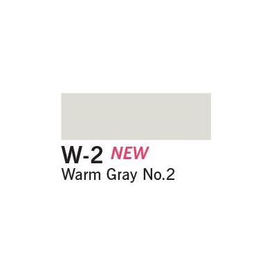Copic Ciao Marker - W-2 Warm Grey No. 2