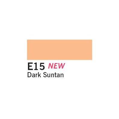 Copic Ciao Marker - E15 Dark Suntan