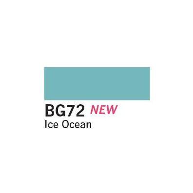 Copic Ciao Marker - BG72 Ice Ocean