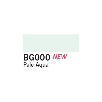 Copic Ciao Marker - BG000 Pale Aqua