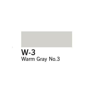 Copic Ciao Marker - W-3 Warm Grey No. 3