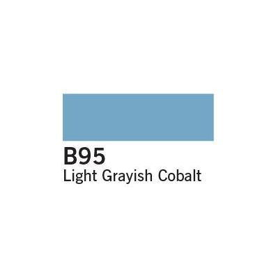 Copic Ciao Marker - B95 Light Grayish Cobalt
