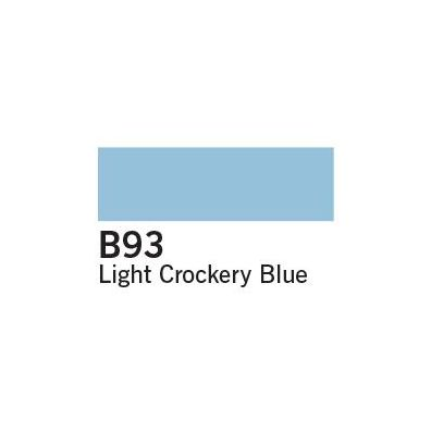 Copic Ciao Marker - B93 Light Crockery Blue