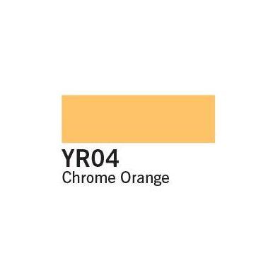 Copic Ciao Marker - YR04 Chrome Orange