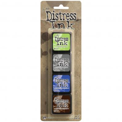 Distress Ink - Mini Kits - Set 14