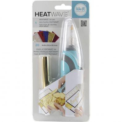 We R memorykeepers Heat Wave tool Pen starter Kit