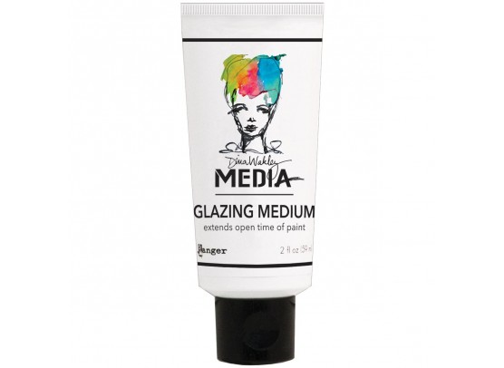 Dina Wakley Glazing Medium - Tube