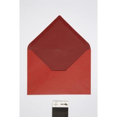 Happy Moment Kuverter røde C6