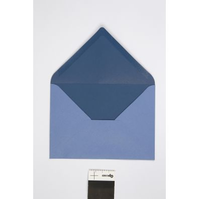 Happy Moment Kuverter blå C6