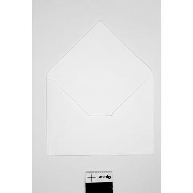 Happy Moment Kuverter hvide C6