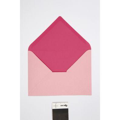 Happy Moment Kuverter Lyserød/Pink C6
