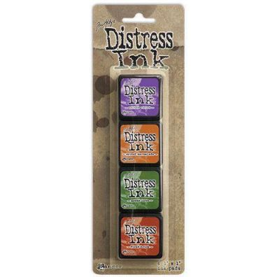 Distress Ink - Mini Kit - Kit 15