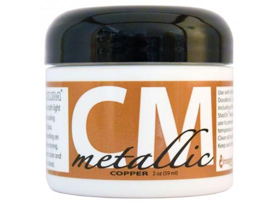 Copper Metallic Creative Medium