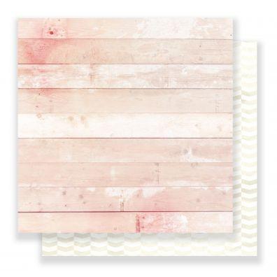 Pink Paislee Cest la Vie - Paper 09 Mønsterpapir