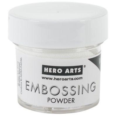 Hero Arts Embossingpulver - Hvid