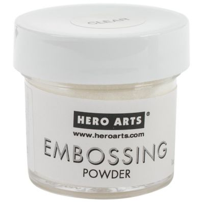 Hero Arts Embossingpulver - Clear