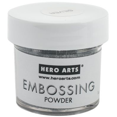 Hero Arts Embossingpulver - Silver