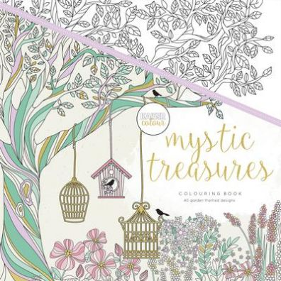 Kaiser Craft Colouring Book - Mystic Treasures