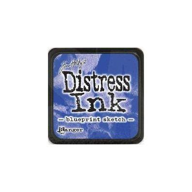 Distress Ink Mini - Blueprint Sketch