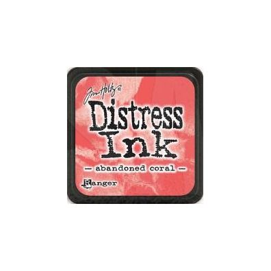 Distress Ink Mini - Abandoned Coral