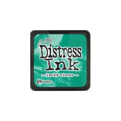 Distress Ink Mini - Lucky Clover