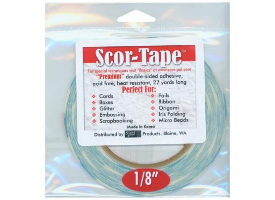"Scor-Tape 1/8"""