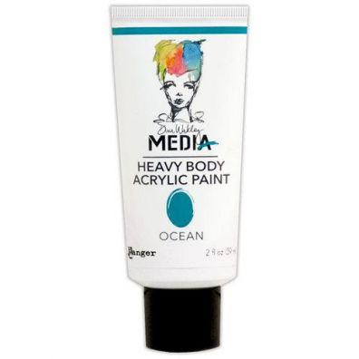 Dina Wakley Heavy Body Acrylic Paint - Ocean