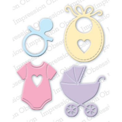 Impression Obsession Die – Baby Set