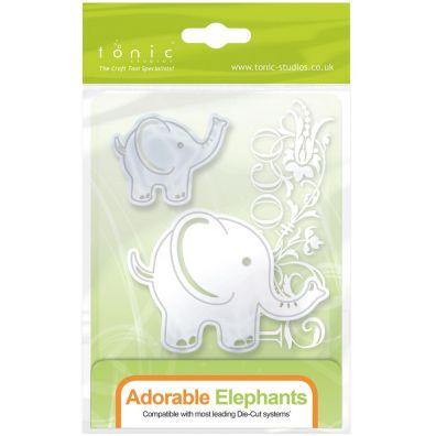 Tonic Studios dies Adorable Elephants