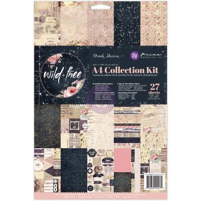 Prima Collection Kit A4 - Wild & Free