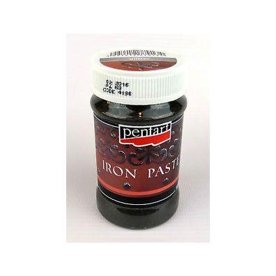 Pentart Iron Paste 100 ml Red-brown