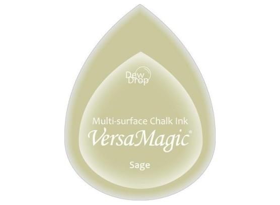 Versa Magic Chalk Dew Drop - Sage