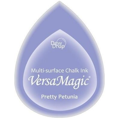 Versa Magic Chalk Dew Drop - Pretty Petunia