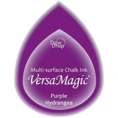 Versa Magic Chalk Dew Drop - Purple Hydrangea