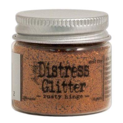Distressed Glitter - Rusty Hinge