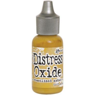 Dstress Oxide Reinker - Fossilized Amber