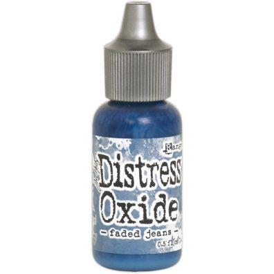 Distress Oxide Reinker - Faded Jeans